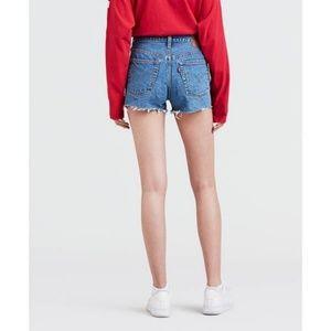 Levi's Shorts - 🔴SALE! NWOT Levi's 501 High Rise Shorts
